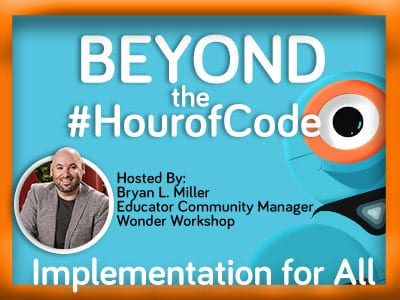 Beyond the Hour of Code: Implementation for All
