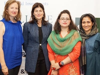 Young Women's Leadership in Pakistan photo