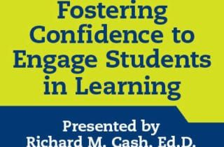 Fostering Confidence to Engage Students in Learning
