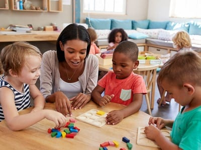12 Keys to High-Quality Early Childhood Inclusion