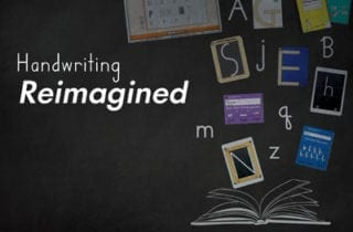 Handwriting Reimagined