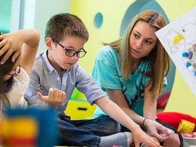Effective Strategies for Paraprofessionals Working with Students with Autism