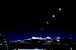 Engaging Students in Science Practices and Moon Phenomena with Digital Media