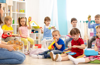 Harness the Power of Music to Support Children's Early Learning