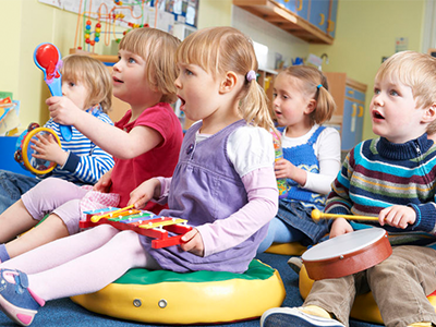 Music That Naturally Supports Children's Language Development