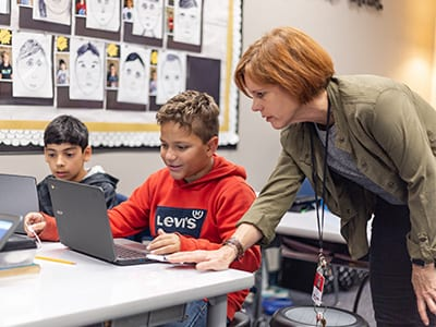 Evaluating Edtech Programs at the Schoolwide Performance Level