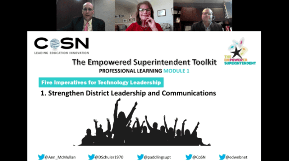 Empowered Superintendents program