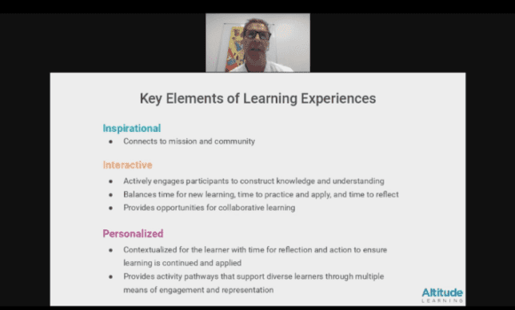 Empowering Competency-Based Learning Throughout a District edWebinar recording link
