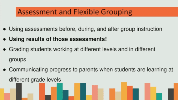 Flexible Grouping and Collaborative Learning edWebinar image