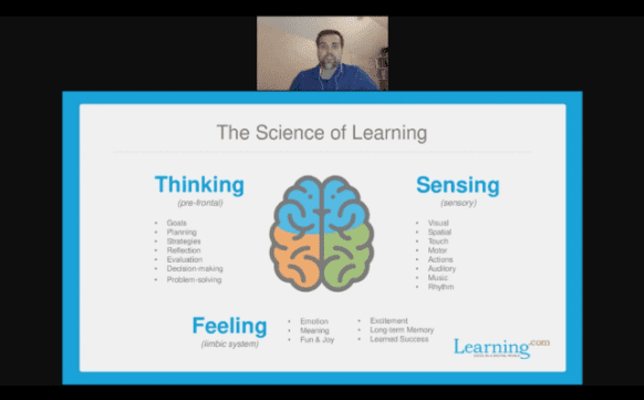Science of Learning edWebinar recording link
