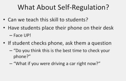 Monitoring Student Cell Phone Use edWebinar image