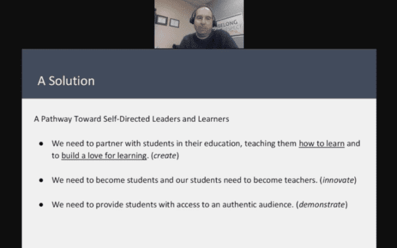 Authentic Assessment in the Digital Age edWebinar recording link