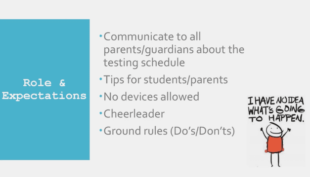 Tips for Surviving All Types of Assessments edWebinar image