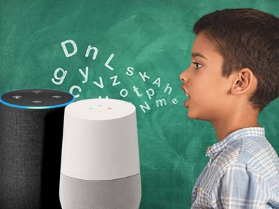 Voice Devices and Beyond in the Classroom